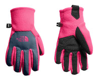 The North Face Youth Denali Etip Glove #NF013KP46QF