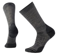 Smartwool Men's PhD Outdoor Light Crew Socks - Medium Gray