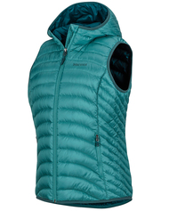Marmot Women's Bronco Hooded Vest #78900 Patina Green