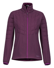 Marmot Women's Featherless Hybrid Jacket #79580 Dark Purple