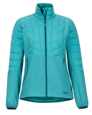 Marmot Women's Featherless Hybrid Jacket #79580 Patina Green