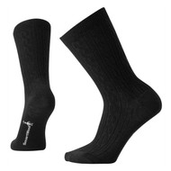 Smartwool Women's Cable II Socks #SW0SW67201 Black