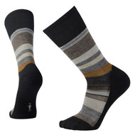 Smartwool Men's Saturnsphere Socks #SW0SW942960 Black / White