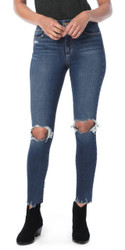 Joe's Hi (Rise) Honey High Rise Curvy Skinny Ankle #45160569-RCK