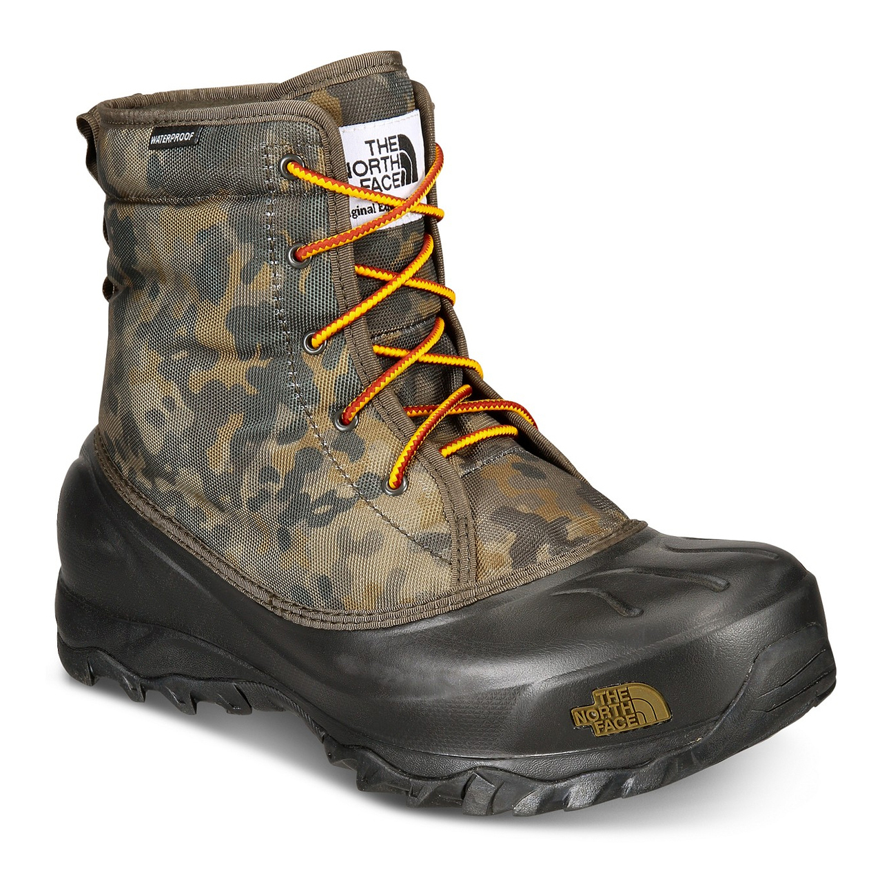 5624f0337 The North Face Men's Tsumoru Waterproof Winter Boots #NF0A3MKS8HN