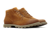 Madison Chukka Waterproof Boot Caramel Brown, Pebble
