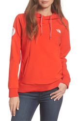 The North Face Women's Tekno Fresh Hoodie #NF0A3VLV15Q Fiery Red