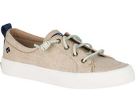 Sperry Women's Crest Vibe Washed Linen Sneaker #STS83179