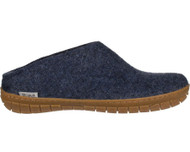 Glerups Open Heel Model BR Denim Rubber