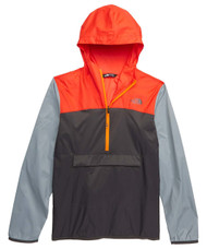 The North Face Boy's Fanorak Water Repellent Hooded Windbreaker #NF0A3SCJ044