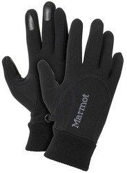 Marmot Women's Power Stretch Glove #18400-001