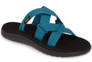 Teva Women's Voya Slide #1099269 Deep Lake