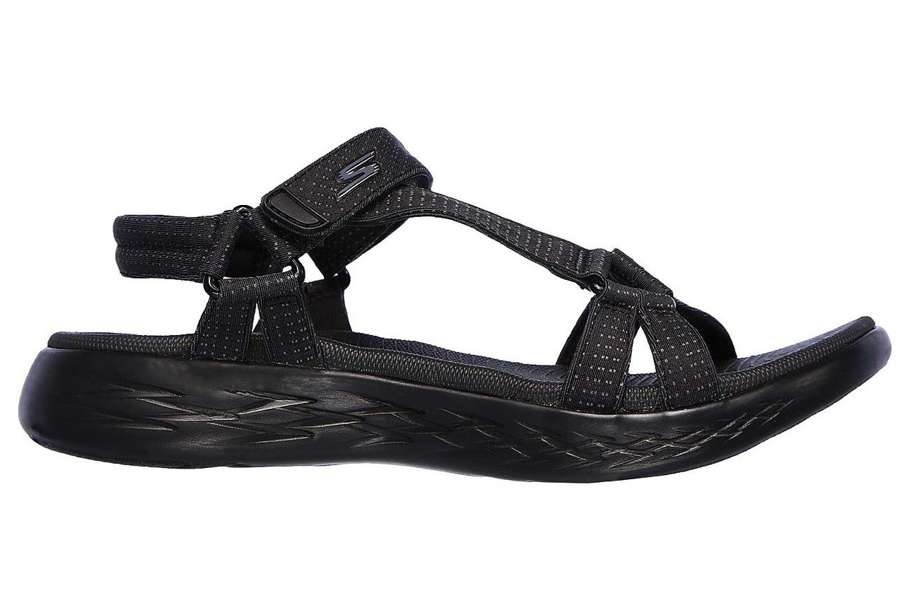 f7395a0813fd Skechers Women s On-The-go 600-Brilliancy Sport Sandal  15316 Black. Price    59.95. Image 1. Larger   More Photos