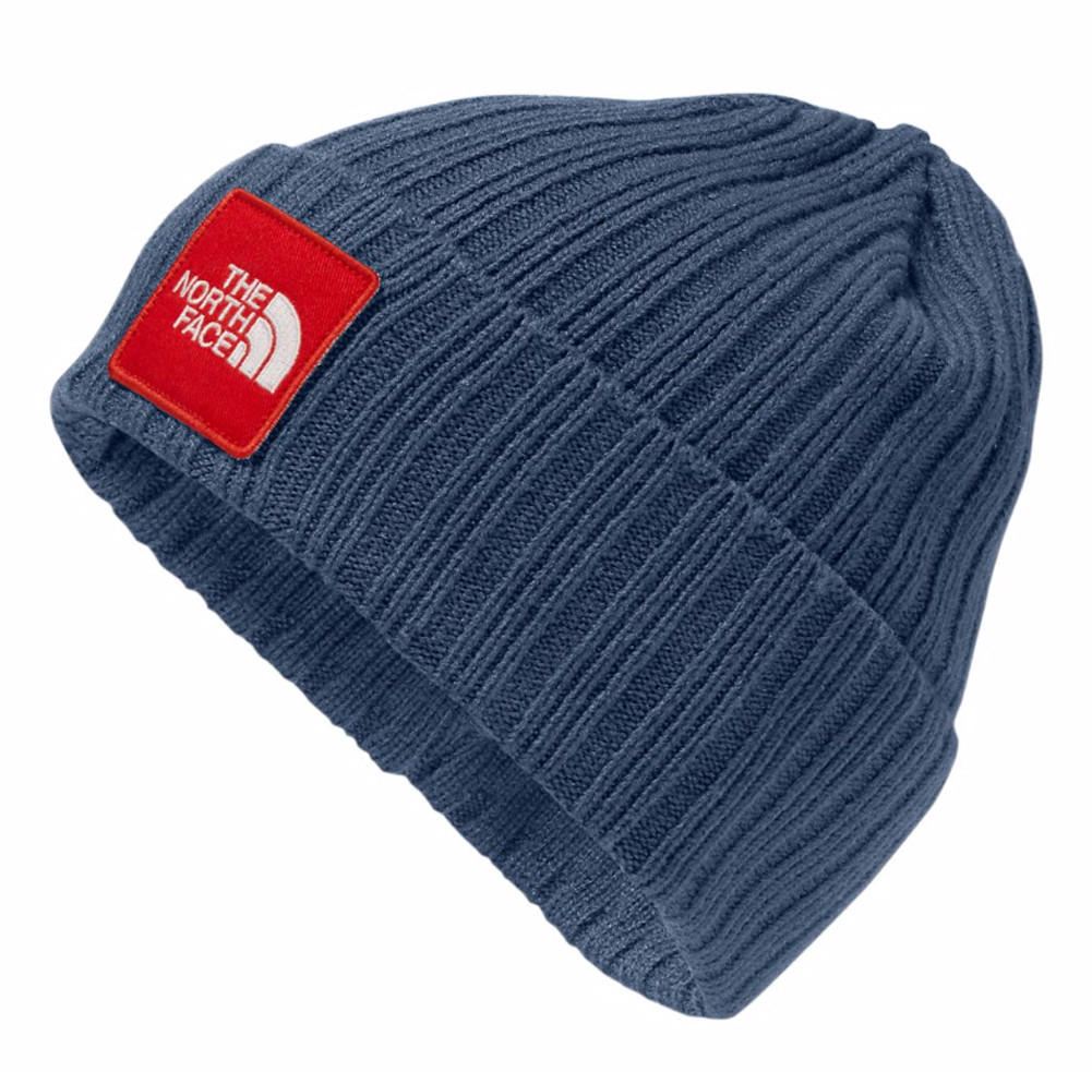 05be9312b2c The North Face TNF LOGO BOXED CUFFED BEANIE NF0A2T6I. Your Price   25.99  (You save  1.01). KODIAK BLUE. Larger   More Photos