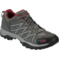 The North Face Men's Storm III Hiking Shoe #NF0A32ZGD6Y Graphite Grey/Biking Red