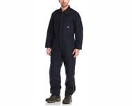 Dickies Men's Premium Insulated Duck Coverall TV239DN Dark Navy