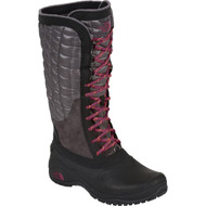 North Face Thermoball Utility Boot #NF00CXR8NSQ Nine Iron Grey/Calypso Coral