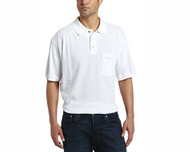 Dickies Work Clothes Shirts 7oz Knit Short Sleeve Polo Shirt 5521WH