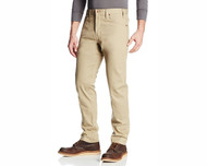Dickies Men's Regular Taper Stretch Twill 5-Pocket Pant #WP819 British Tan