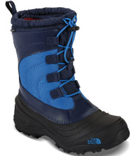 The North Face YOUTH ALPENGLOW IV #NF0A2T5PHYR Cosmic Blue/Blue Aster