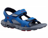 Columbia Youth Techsun Vent Sandal  #BY4566-405 Dark Compass-Nuclear