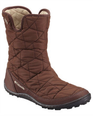 Columbia Women's Minx Slip II OH Cold Weather Boot #BL1597-256 Tobacco/British
