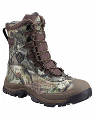 Columbia Men's Bugaboot Plus Iii Omni-heat Camo Snow Boot #BM1622-941 Mossy Oak/Black