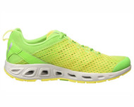 Columbia Men's Drainmaker III Water Shoe III #BL2667-378 Green Mamba/White