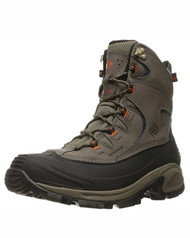 Columbia Men's Bugaboot Ii Snow Boot #BM1675-255 Mud/Desert Sun