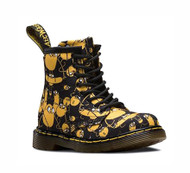 Dr. Martens Infants Lace Boot Toddler Adventure Time #15373701 Jake Print