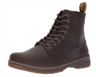 Dr. Martens Men's Monty Boots #22705201 Dark Brown
