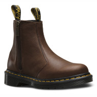 Dr. Martens 2976 W-ZIPS  Boots #22134201 Dark Brown