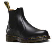 Dr. Martens Unisex 2976 Smooth Boots #22227001 Black