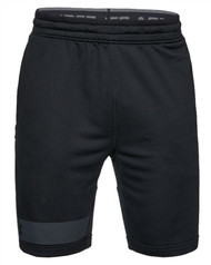 Under Armour Men's 10 Inch Tech Terry Shorts Black