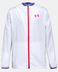 Under Armour Girls' Sackpack Jacket #1309661-100