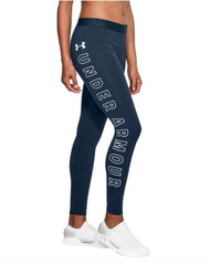 Under Armour Women Favorite Legging Graphic #1320623-408