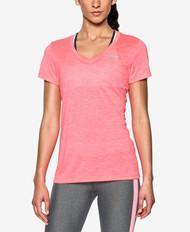 Under Armour Women's V-Neck Tee #1258568-819