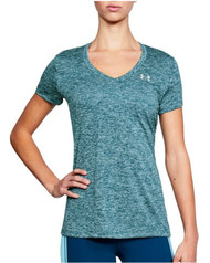 Under Armour Women's V-Neck Tee #1258568-716