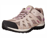 Columbia Women's Redmond Breeze Trail Shoe #BL6014-227 Pebble/Razzle