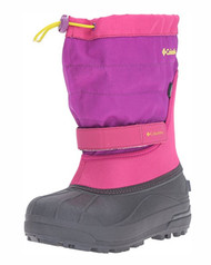 Columbia Girls' Youth Powderbug Plus II-K Snow Boot #BY1326-627