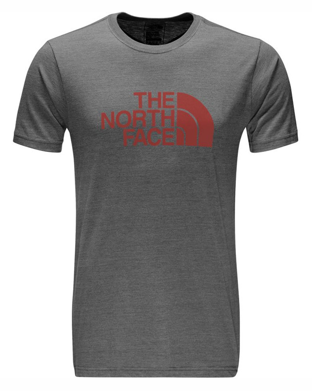 56f1b79ca The North Face Men's Short-Sleeve Half Dome Tri-Blend T-Shirt NF0A2T9R2TS