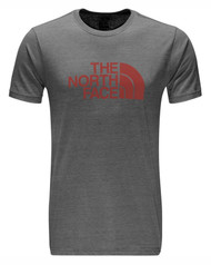 North Face Men's Short-Sleeve Half Dome Tri-Blend T-Shirt #NF0A2T9R2TS