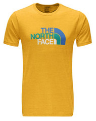 North Face Men's Short-Sleeve Half Dome Tri-Blend T-Shirt #NF0A2T9R5LK