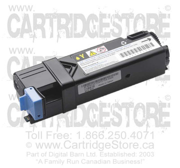 Compatible Dell 1320 Y Toner Cartridge