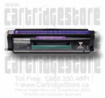 Compatible Dell 1700 Toner Cartridge
