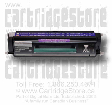 Compatible Dell 1710 Toner Cartridge