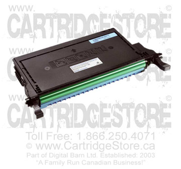 Compatible Dell 2145 C Toner Cartridge