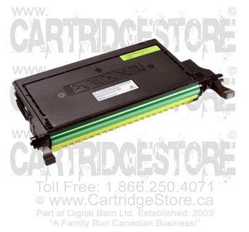 Compatible Dell 2145 Y Toner Cartridge