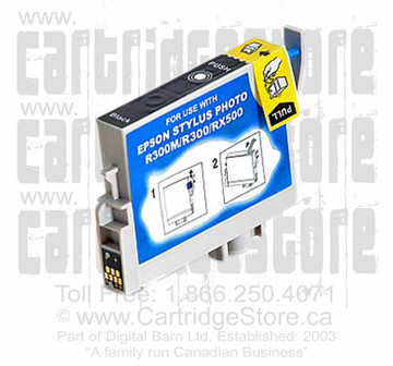 Remanufactured Epson T048120 Ink Cartridge