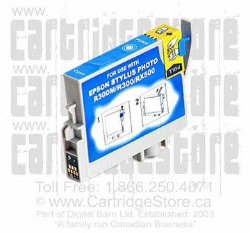 Remanufactured Epson T048220 Ink Cartridge